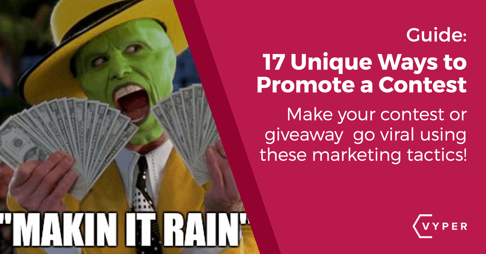 17 Unique Ways to Promote Contests & Giveaways