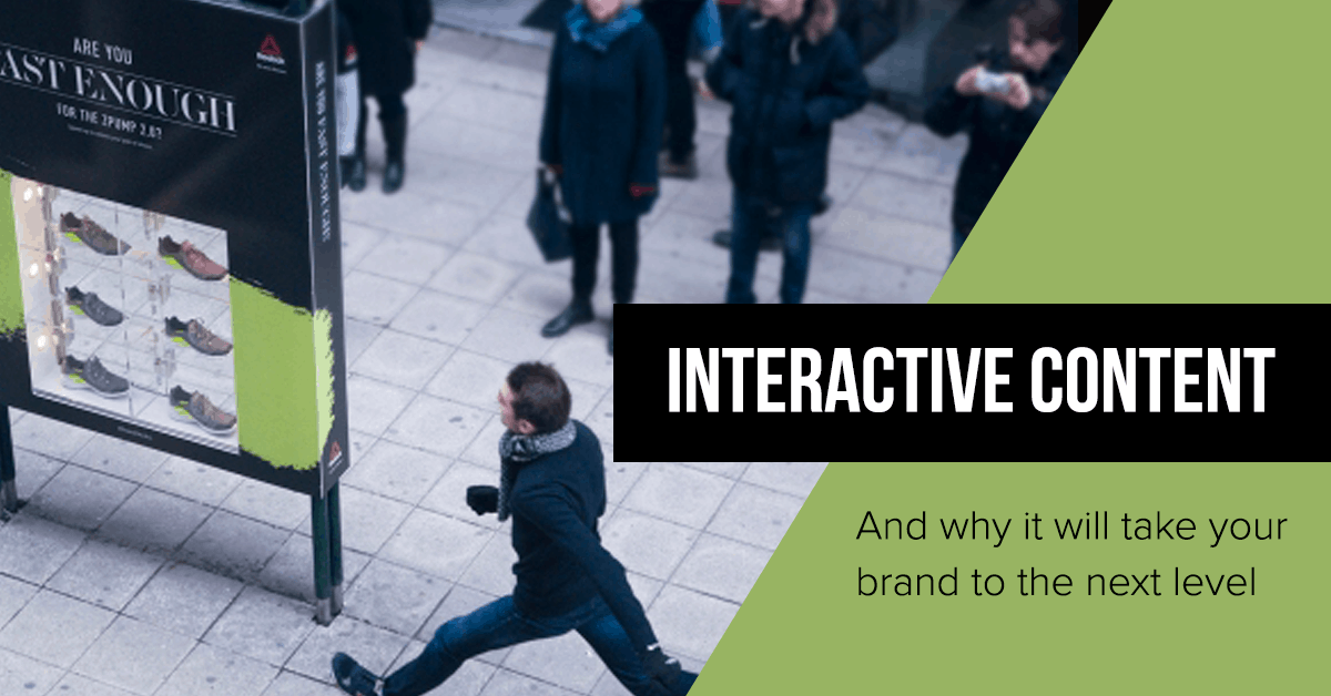 "Why ""Interactive"" Marketing Works So Well in the Modern Day"