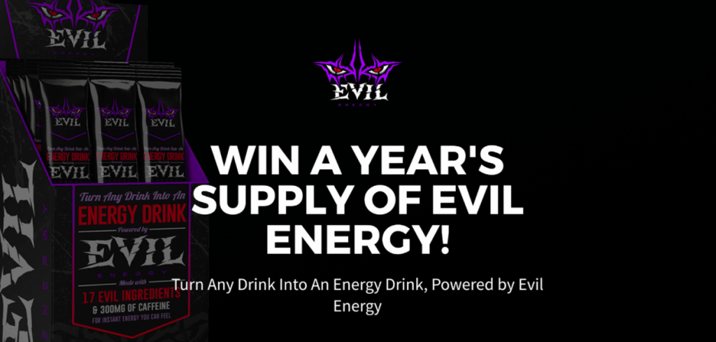 Evil Energy Contest Case Study