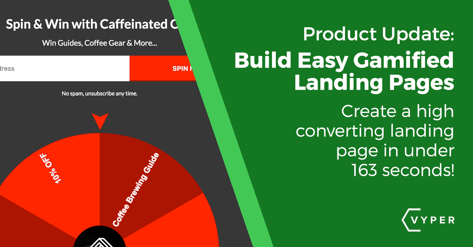 How to Create a Landing Page in Under 163 seconds