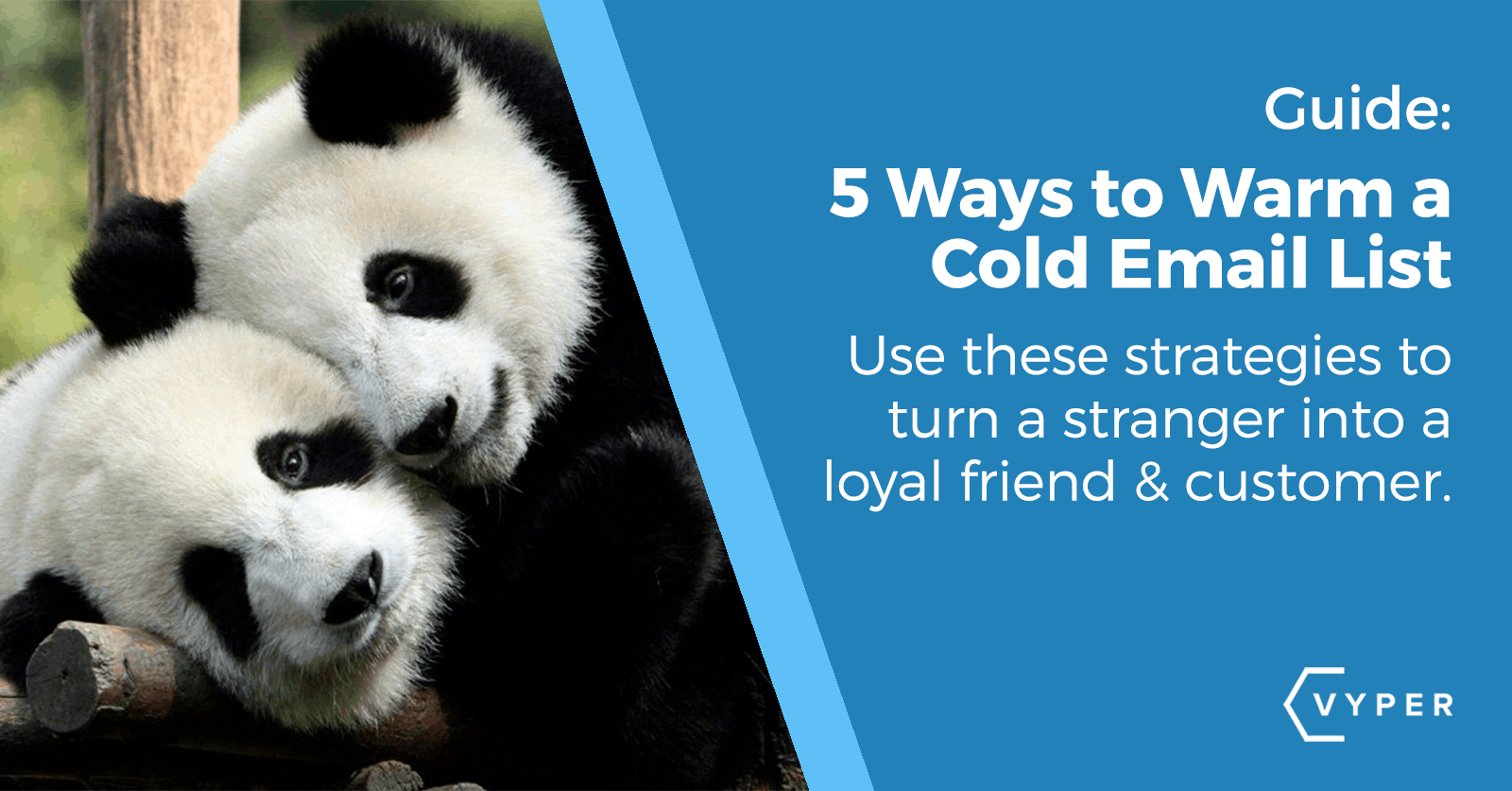 5 Cold Email Templates To Warm Up Your List Or Prospect