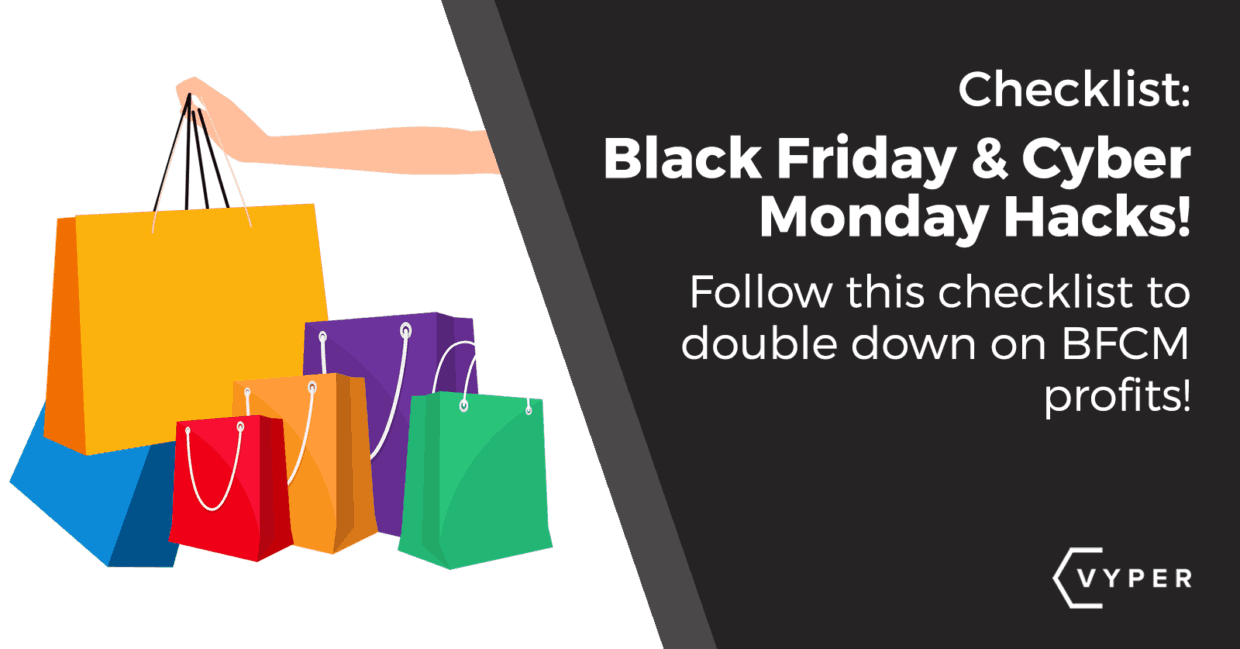 Black Friday Marketing Tactics You Need To Know!