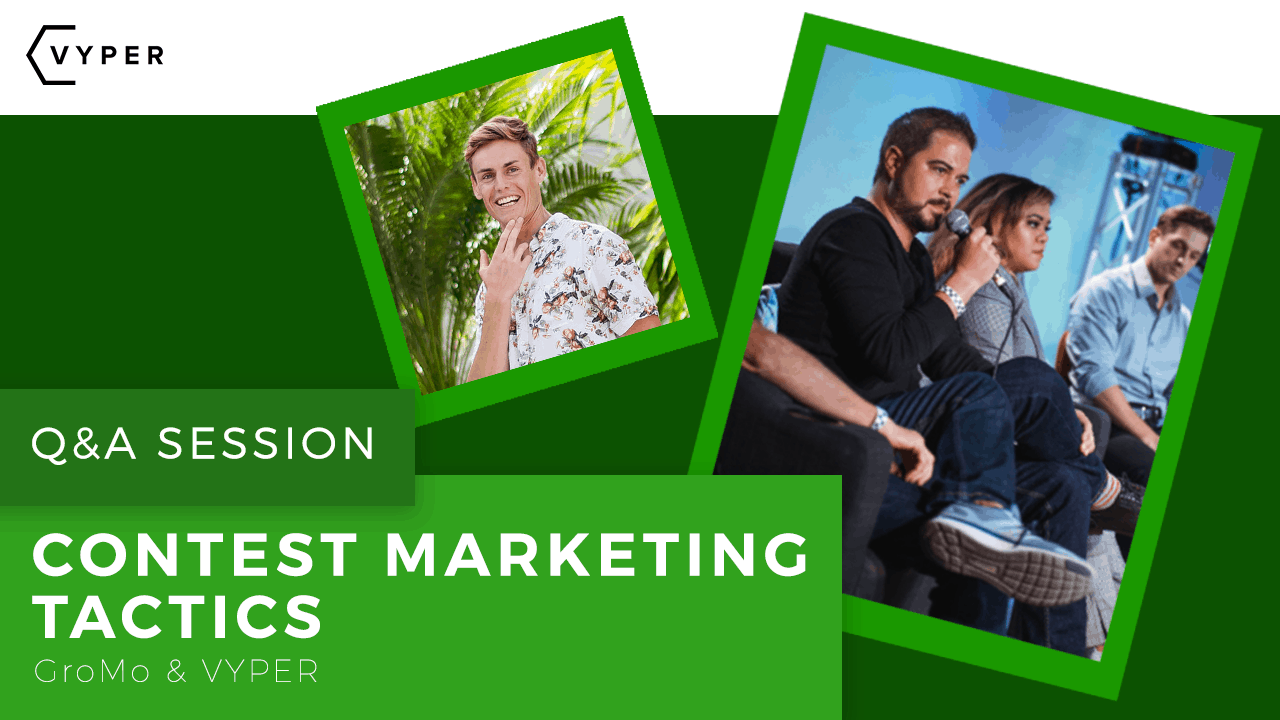 Top 6 Contest & Giveaway Marketing Tactics For Viral Growth