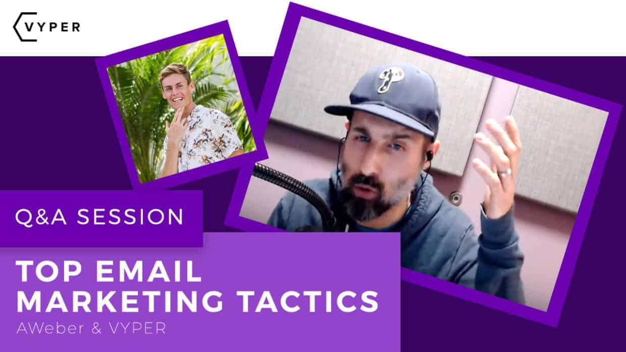 Q&A Session: 7 Email Marketing Tip To Improve Your Open, Deliverability & Conversion Rate
