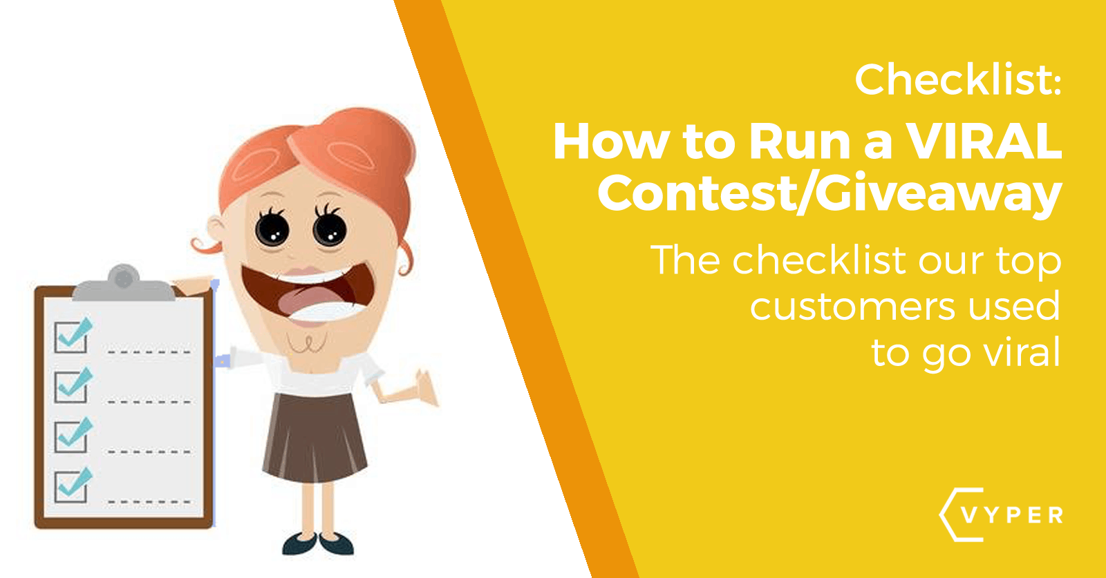 How to Run a Giveaway & Get Viral Results