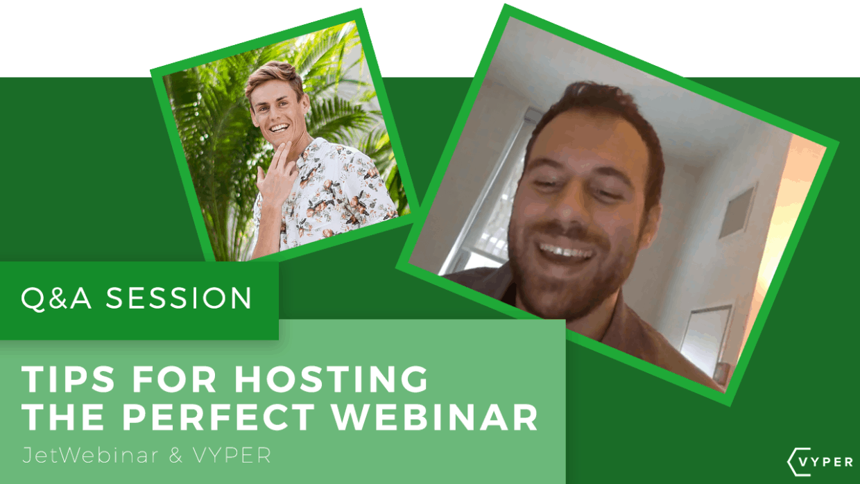 How to Avoid Rookie Webinar Mistakes With JetWebinar