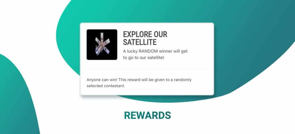 rewards random winner
