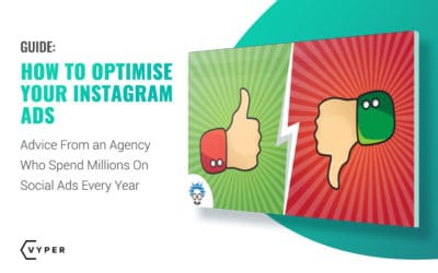 How to Optimise Your Instagram Ads (Advice From an Agency That Spends Millions On Social Ads Every Year)