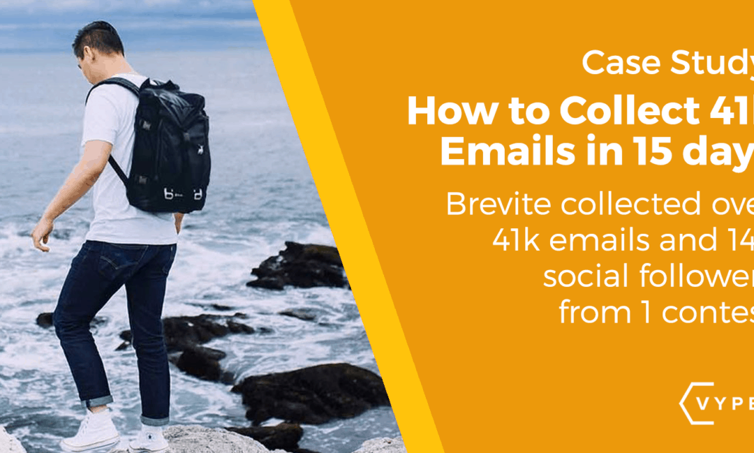 Case Study: How an eCommerce Store Generated 41k Emails From 1 Contest