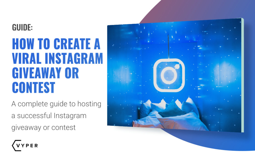 how to create viral instagram giveaway